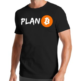 Bitcoin Plan B T-Shirt