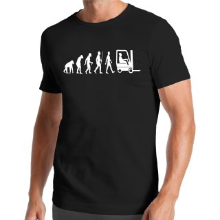 Evolution Stapler T-Shirt