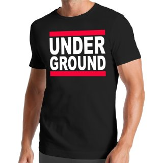 Run Under Ground T-Shirt