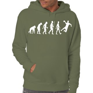 Evolution Handball Kapuzenpullover