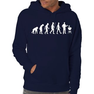 Evolution Barbecue Hoodie
