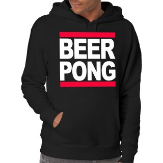 Run Beer Pong Kapuzenpullover