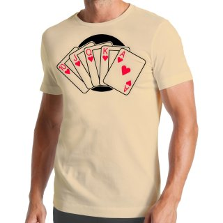 Poker Flush T-Shirt