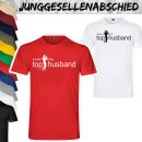 JGA Top Husband T-Shirt