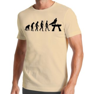 Evolution Turnen T-Shirt