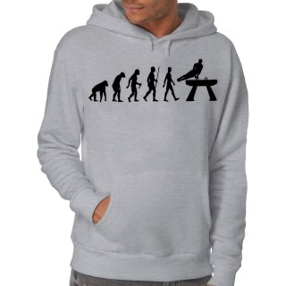 Evolution Turnen Kapuzenpullover