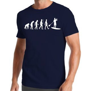 Evolution Paddeln T-Shirt