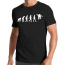 Evolution Skateboard T-Shirt