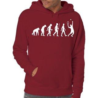 Evolution Tennis Kapuzenpullover