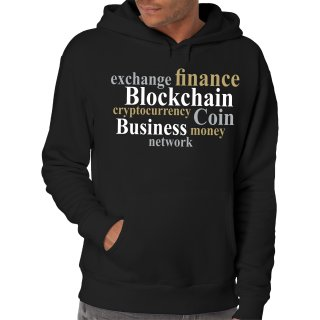 Exchange Finance Kapuzenpullover