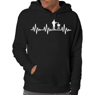 Heartbeat Barbecue Hoodie