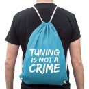 Tuning Is Not A Crime Turnbeutel