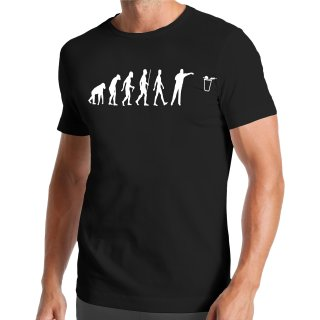 Evolution Bier Pong T-Shirt