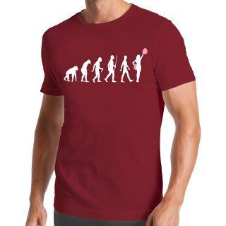 Evolution Cheerleader T-Shirt