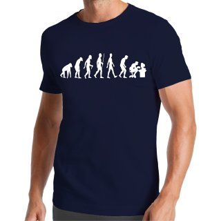 Evolution Computer T-Shirt