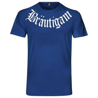 Bräutigam - Blau