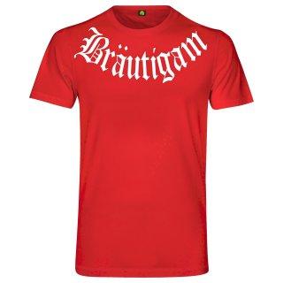Bräutigam - Rot