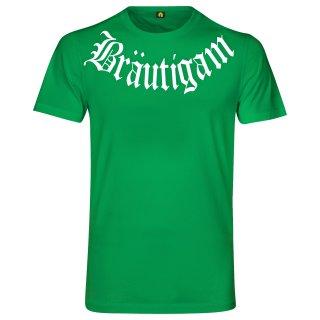 Bräutigam - Grün