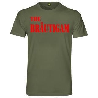Bräutigam - Militär Grün