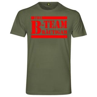 Team - Militär Grün