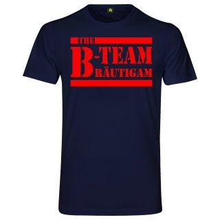 Team - Navy Blau